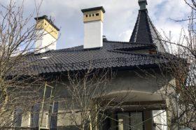 Монтаж даху під ключ Львів
